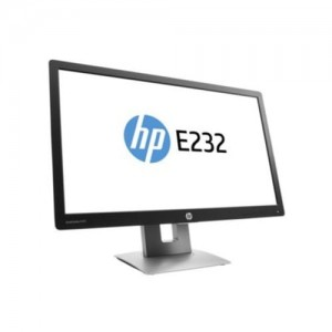 "HP EliteDisplay E232 monitor komputerowy 58,4 cm (23"") Full HD LED IPS"