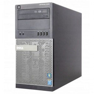 DELL 9020 I5 3,6GHZ 8GB HDD500GB DVDRW TOWER COA W8/W10PRO