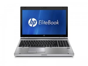 LAPTOP POLEASINGOWY HP ELITEBOOK 8570 I7QM  4GB SSD240GB ATI 1366X768  COA WIN 7 PR