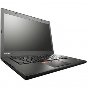 "LENOVO  THINKPAD T450 I5-4300  8GB SSD 256GB KAM  14"" HD+ 1600*900 WINDOWS 10 PRO"