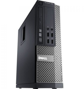 DELL 9020 I5-4570 3,2GHZ 8GB SSD256GB DVDRW SFF WINDOWS 10 PRO