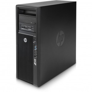 HP Z420 XEON E5-1620 v2  RAM 16GB NVS QUADRO 1GB COA W8PRO TOWER