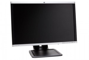Monitor HP LA 2405X 24 CAL LED
