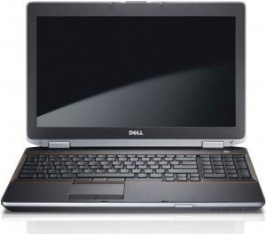 DELL LATITUDE E6520 I5-2540M 2,6GHZ  8GB DDR3 SSD 120GB INTEL HD15,6LED 1600X900  WIN7PRO