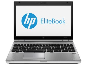 LAPTOP HP ELITEBOOK 8570P I5 3GEN 2,7 GHZ 8GB RRD3 SSD128GB INTEL HD RS232 15,6LED COA WIN7PRO