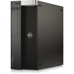 Dell Precision T3600  XEON E5-1607 3,0GHZ 24GB DDR3 SSD 240GB  NVS QUADRO 4000 2gb TOWER 635WAT COA WIN7PRO