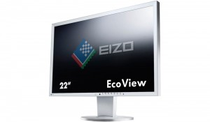 "Monitor EIZO Flexscan EV2316W 23""  Full HD"