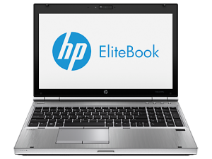 LAPTOP HP ELITEBOOK 8570P I5 3GEN 2,7 GHZ 8GB RRD3 SSD128GB ATI  RS232 15,6LED COA WIN7PRO