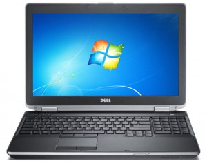DELL E6530 I7 3.0 GHZ 8GB DDR3 SSD240GB NVS QUADRO5200 15,6LED  FHD COA WIN7PRO