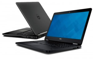Laptop DELL E7450 i5-5300U 2,3GHZ 8GB RAM SSD 240gb intel hd 5500 FullHd 1920x1080 14cal WIN10PRO