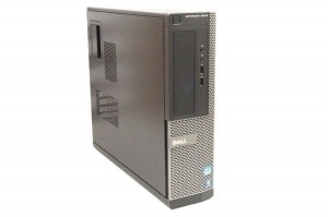DELL OPTIPLEX 3010 I3 4GB HDD 500GB DESKTOP COA WIN7PROF