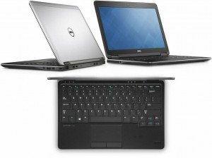 ŁADNY! LAPTOP DELL E7240 I5 8GB SSD128 12,5 GWARAN